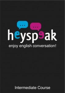 Heyspeak Cover