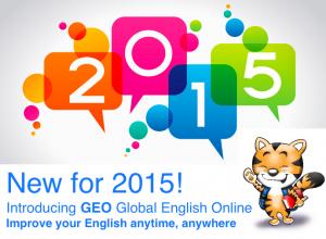 GEO Global English Online